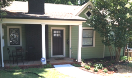 Home of the day: Cozy home for rent in Wilmore with big backyard / 2bd,1ba / $1,700