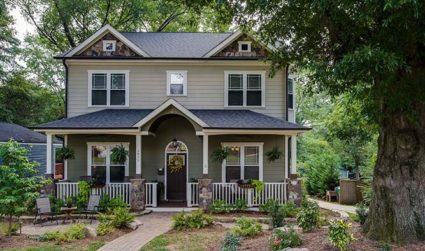 Move-in ready Plaza Midwood bungalow