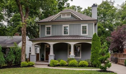 A must see classic, craftsman style two-level in the heart of...