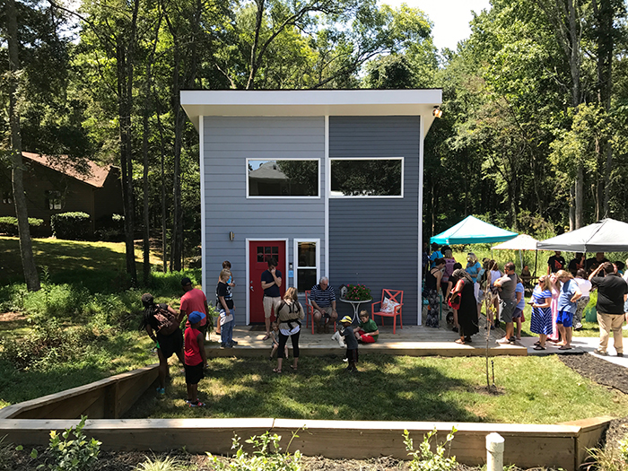 Tiny house communities could face city crackdown - Charlotte