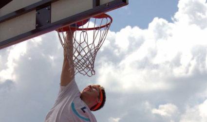 The Gus Macker 3-on-3 Basketball Festival