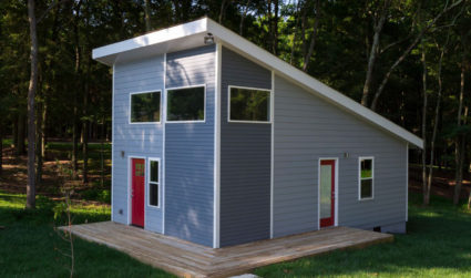 New 56 tiny home neighborhood is underway in northwest Charlotte