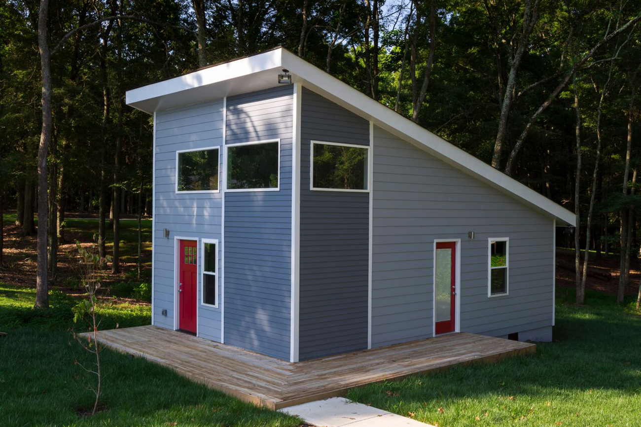 New 56 tiny home neighborhood is underway in northwest for The charlotte house