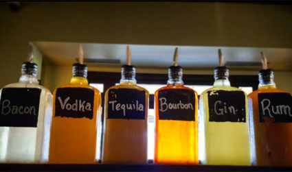 Don't miss Napa on Providence's Tequila Dinner with 5 different tequilas paired with 5 food dishes on August 25. Tickets are $75++.