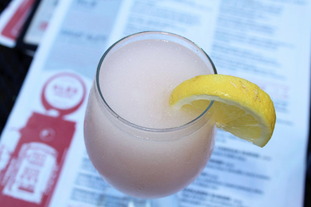 Where to get frosé in Charlotte
