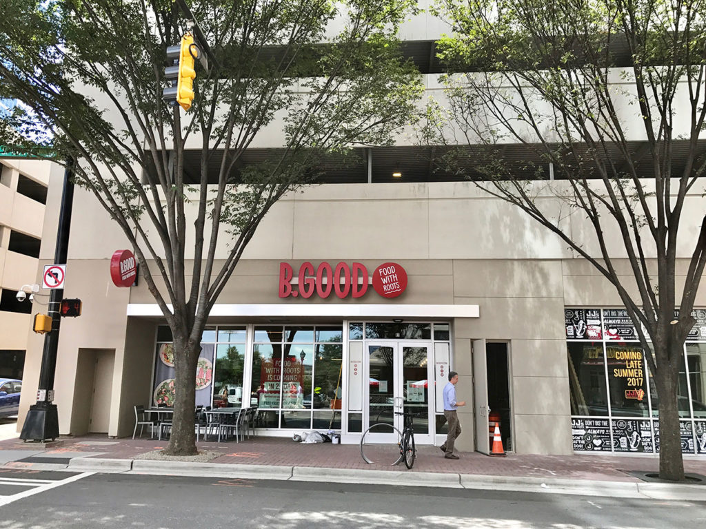 Farm-to-table restaurant b.good to open a new location Uptown on Thursday