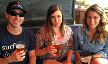 How many craft beers until you blow a 0.08? We found...