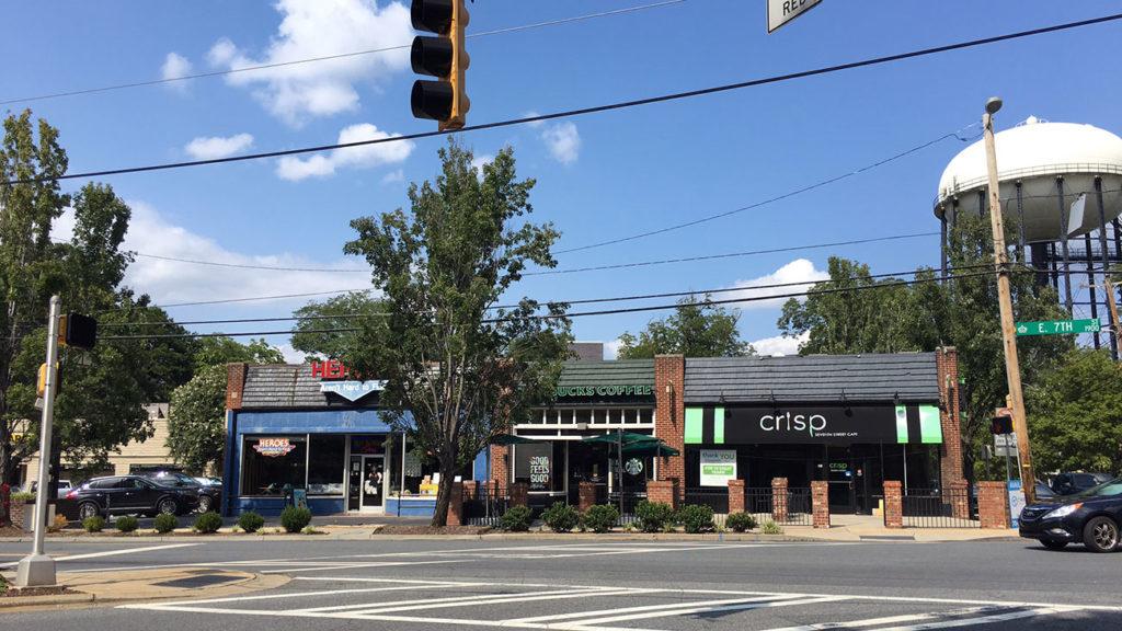 Heritage finalizing lease for former Crisp location in Elizabeth and The Crunkleton eyeing spot next door
