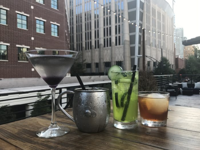imperial rooftop cocktails