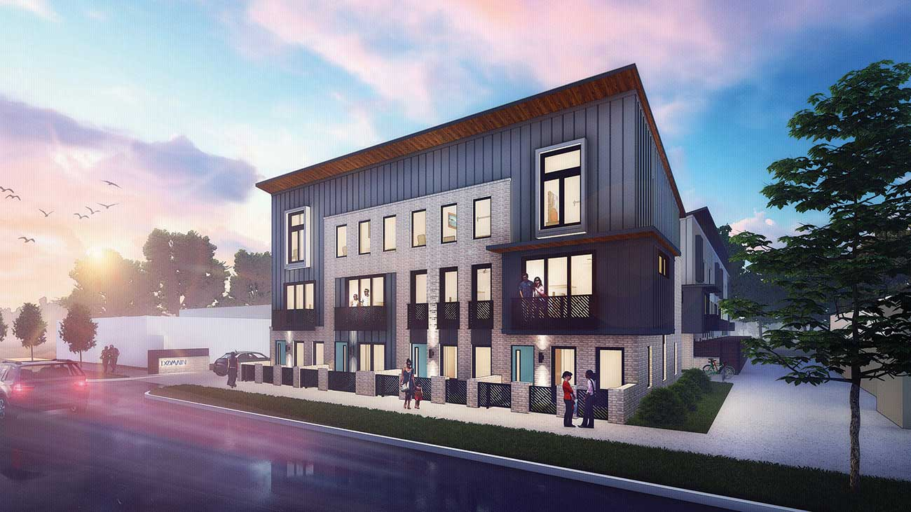 20 new townhomes priced between 275 000 and 350 000 coming to south end charlotte agenda. Black Bedroom Furniture Sets. Home Design Ideas