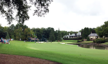 How to drink, eat, shop, watch golf and watch Bieber at...