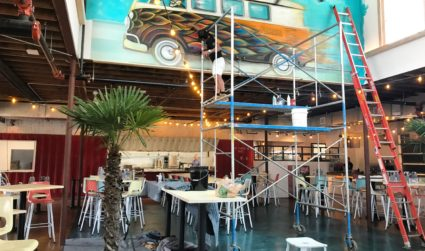 SouthBound, the SoCal-inpsired taco bar next to Mac's, is targeting a...