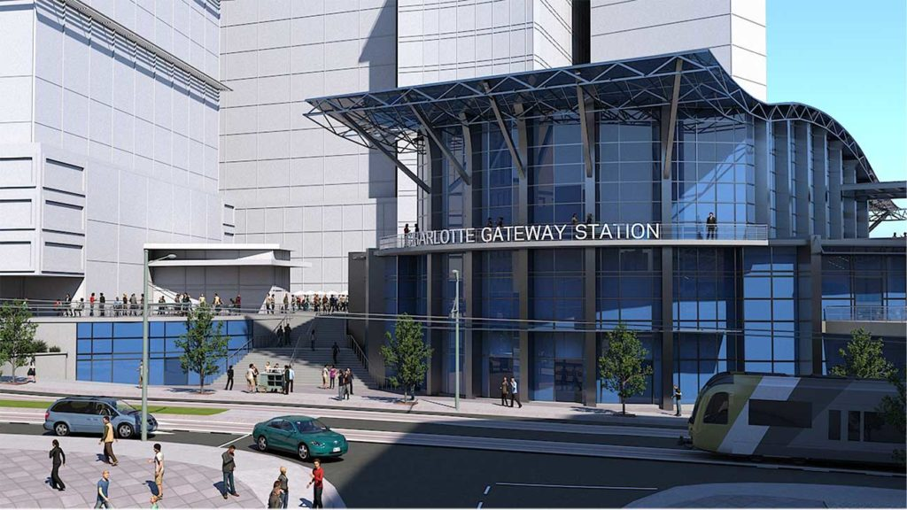 "Will Uptown one day have a booming ""Station District""?"