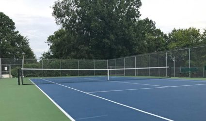Tennis courts have been sidelined at Charlotte apartments (but the sport...