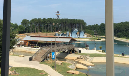 The Whitewater Center should invest in activities for toddlers