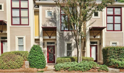 Perfectly located Dilworth townhome