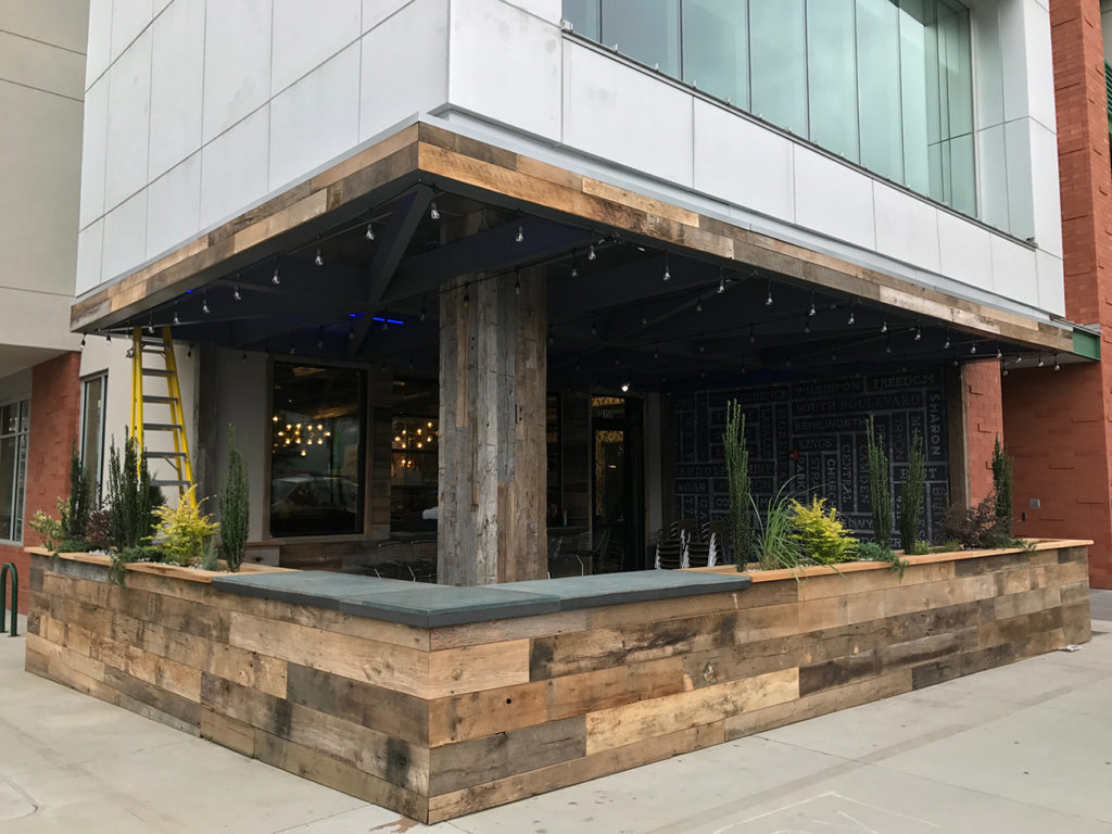 Leroy Fox's new South End location opens today