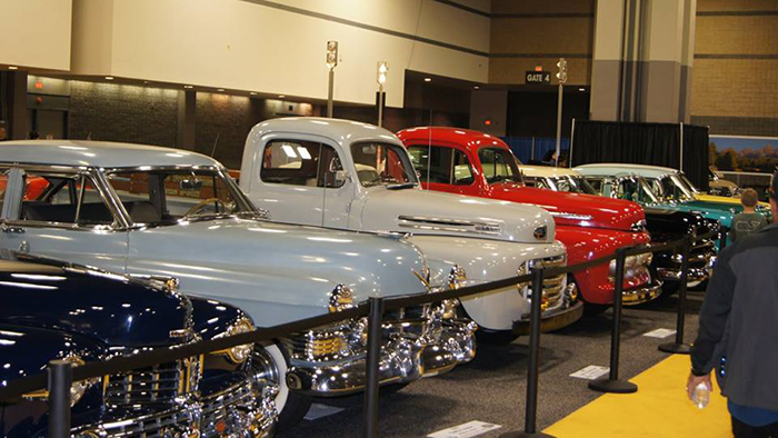 Stroll Through More Cars Than You Can Count At The Charlotte Auto - The count car show