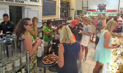 Shop, eat and drink all while benefiting Carolina Breast Friend at the Phillips Place Showcase on September 22 from 6-10:15 p.m., $20 donation ticket