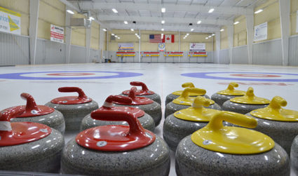 Rocktoberfest Curling Lessons