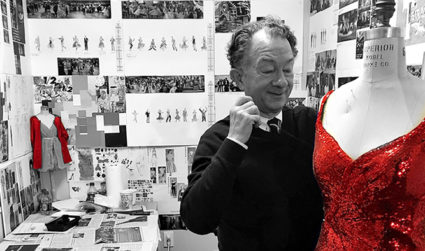Marvel at the Mint Museum's newest exhibition featuring Tony Award-winning Broadway costume designer William Ivey Long, free at both locations