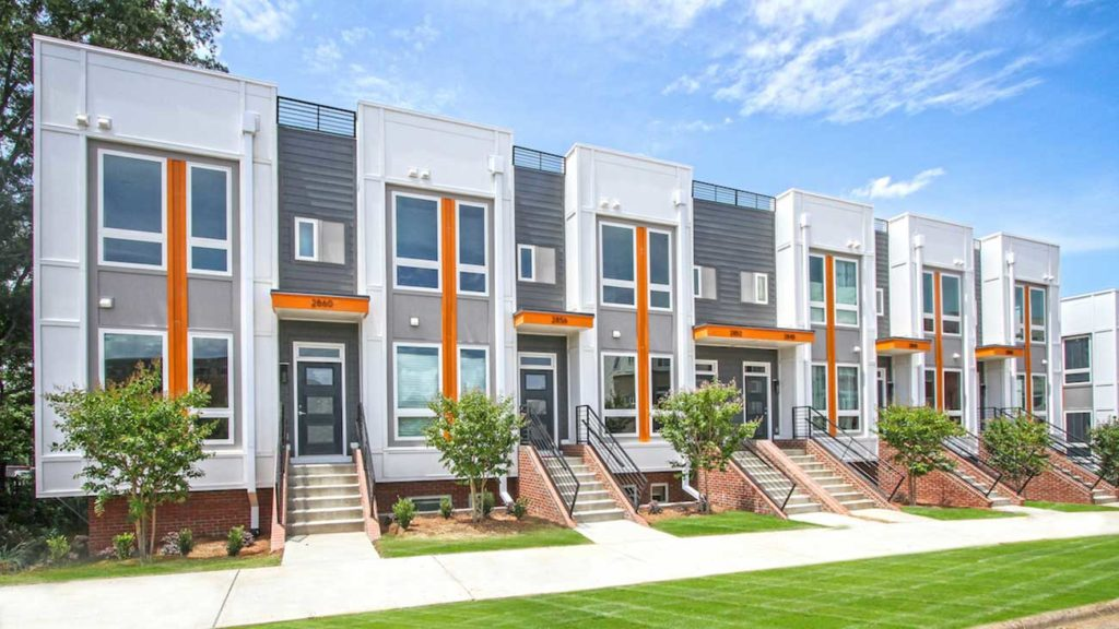 Developer building 33 new South End townhomes in the high-$300,000s after first round nearly sells out