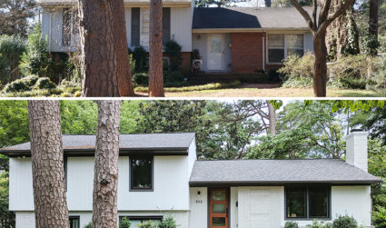 We tackled a $100,000 renovation on a fixer-upper in Charlotte. Here's...