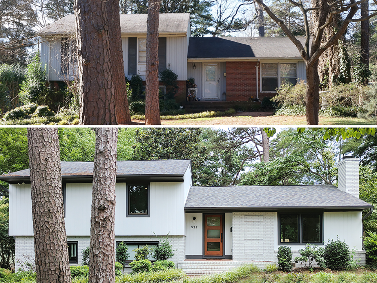 We Tackled A 100 000 Renovation On A Fixer Upper In Charlotte Here S What We Found Out Charlotte Agenda