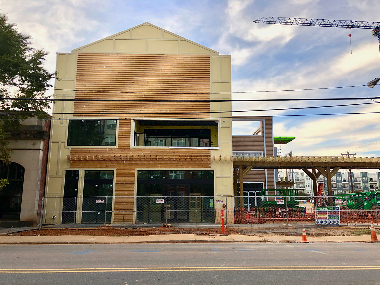 Three-story Charlotte Beer Garden with 375+ taps and rooftop bar coming soon to South End