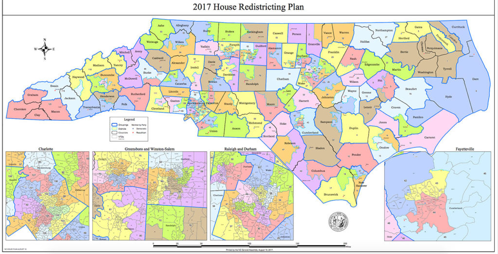 Behold the smackdown of gerrymandering that are your 4,300 public comments to the redistricting committee