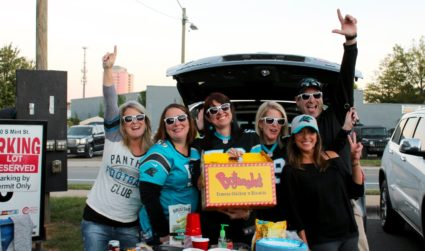 The ultimate guide to Panthers tailgating