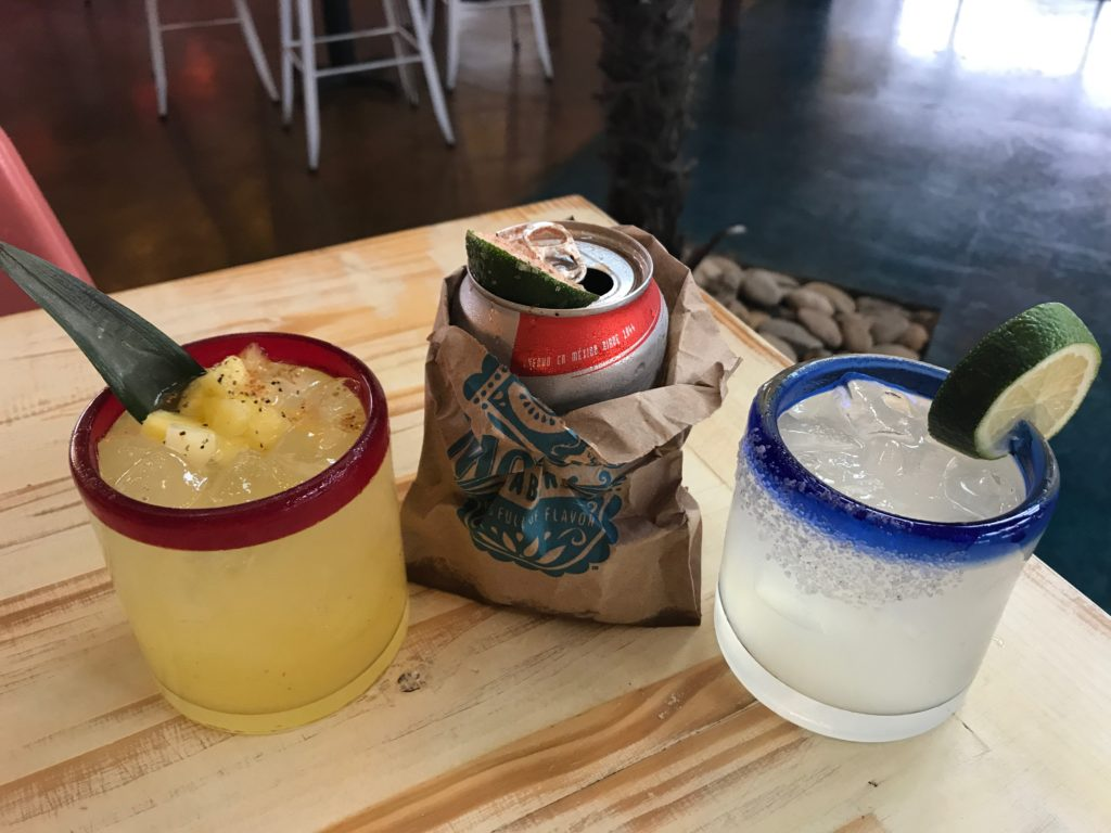 Check out the cocktails at SouthBound, opening today next to Mac's on South Boulevard