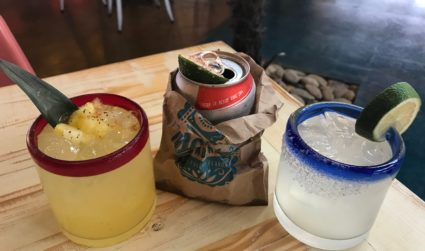 Check out the cocktails at SouthBound, opening today next to Mac's...