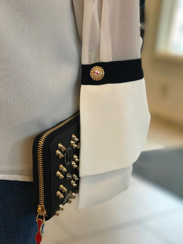 Coplon's blouse