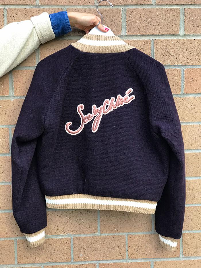 see by chloe jacket