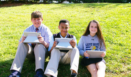 Take a tour and meet with faculty and students at any of the 9 Catholic schools during the Mecklenburg Area Catholic Schools Open House from 9:30 a.m.-1 p.m. on October 24