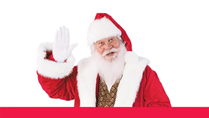 Santa's Arrival at SouthPark a Simon Mall