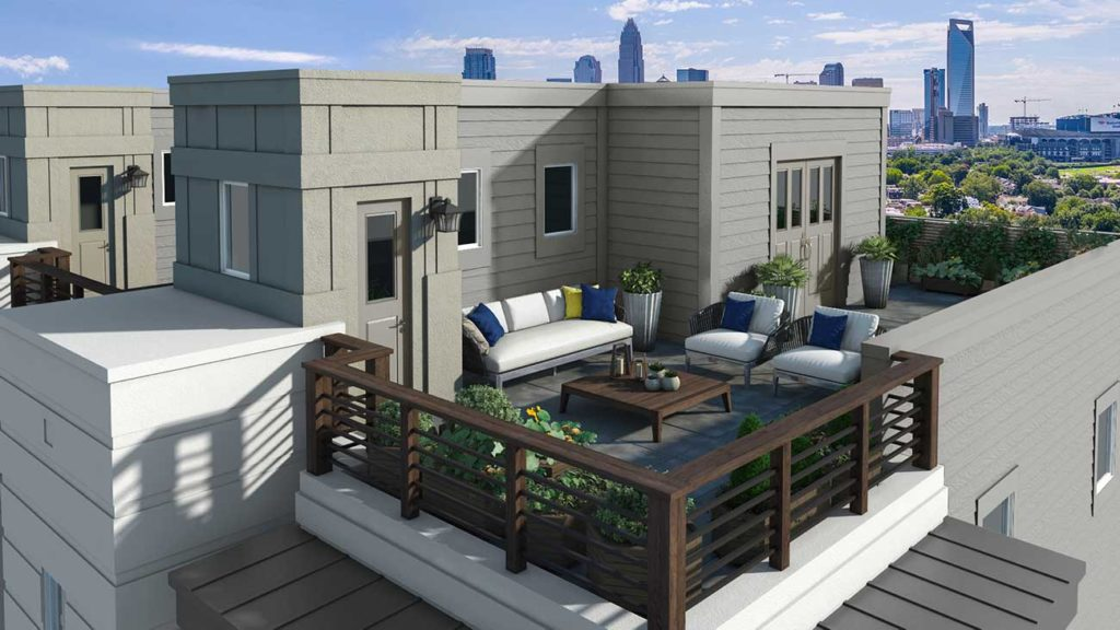 74 new townhomes priced in the low $300,000s coming to West End