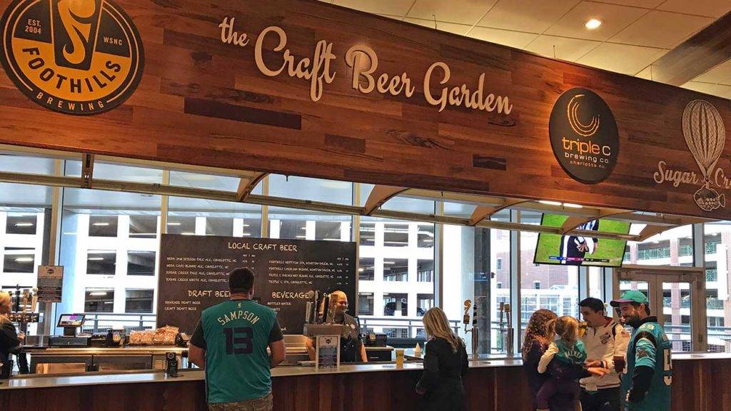 Craft beer now costs $13.25 at Hornets games after substantial price increase