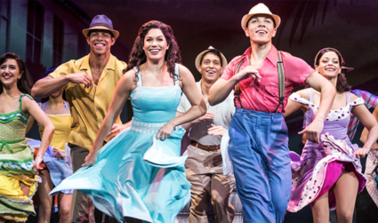 ON YOUR FEET! the musical is coming to town next week,...