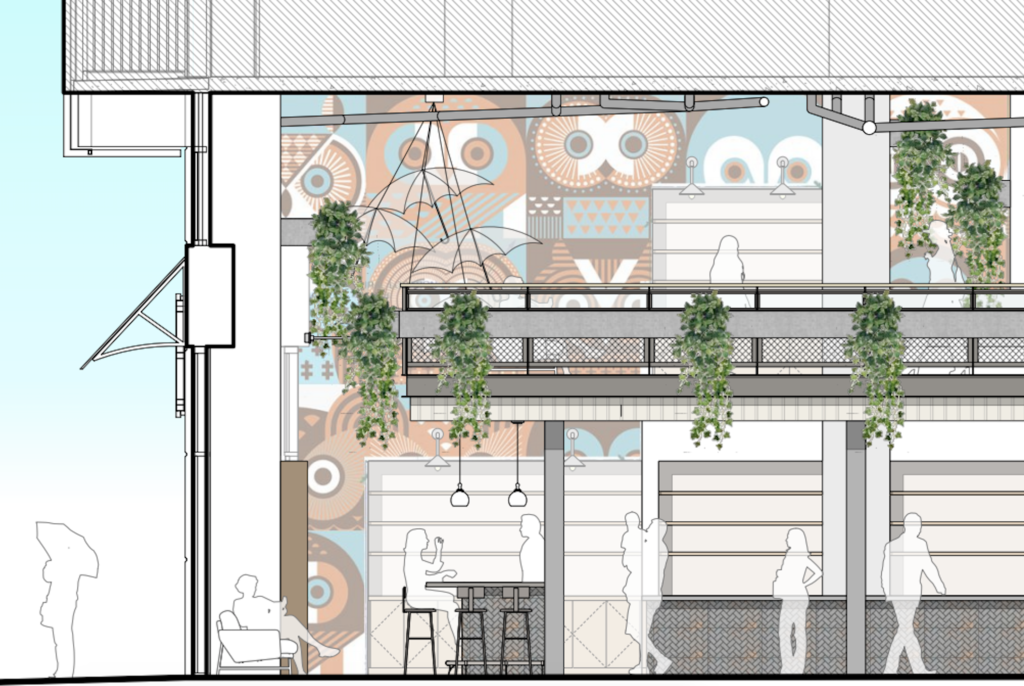 A new coffee shop with in-house roaster is coming to Skyhouse in Uptown