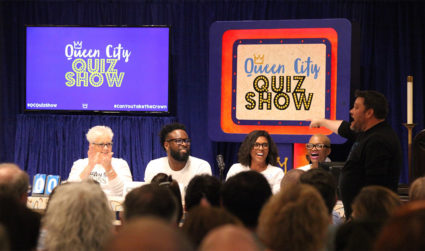 Which team will the $5,000 prize? Queen City Quiz Show finals...