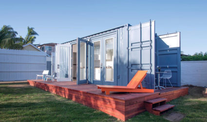 I want Boxman Studios to launch a residential container home line...