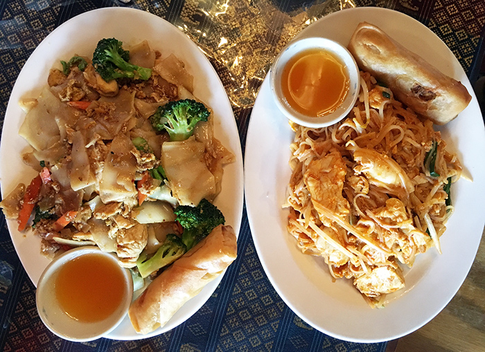 Thai Taste Best Restaurants In Charlotte