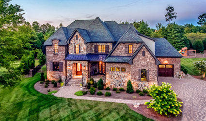 Incredible Waxhaw luxury home on cul-de-sac