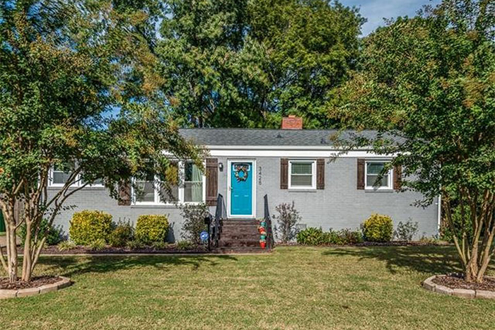 Our City S Revamped 1950s Era Ranch Homes Are A Charlotte