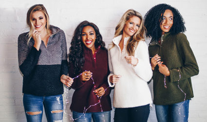 Don't miss the biggest discounts of the year at the Black Friday Sale at Lizard Thicket Boutique on November 24