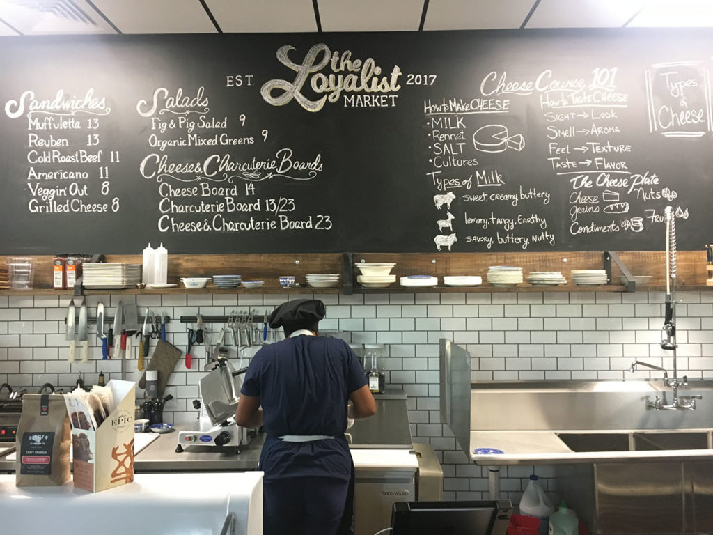 Take a look inside The Loyalist Market, a new cheese and charcuterie shop in Matthews