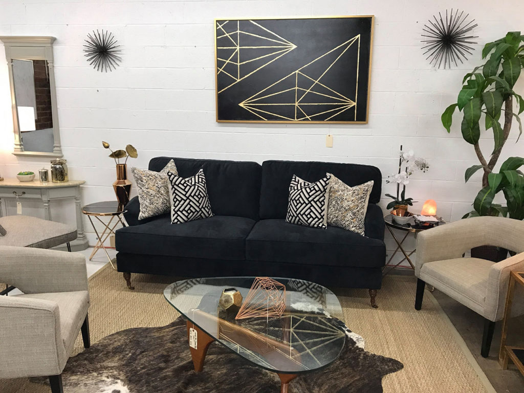 The Reinvented Charlotte furniture store is a treasure hunt on multiple levels