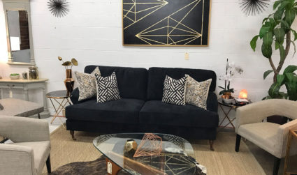 The Reinvented Charlotte furniture store is a treasure hunt on multiple...